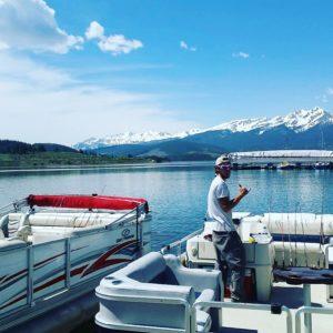 Charter Boat Fishing in Summit County, Breckenridge, Big Ed's Fishing Ventures