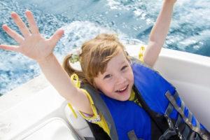 Boat Safety, Big Ed's Fishing Ventures, Dillon Colorado