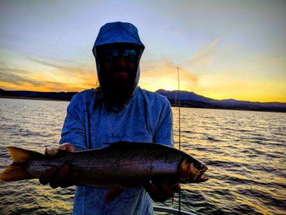 Fishing In Dillon, Colorado | Big Ed's Fishing Ventures